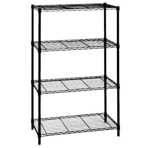 4 Layers Wire Metal Shelving 900x400x1800mm